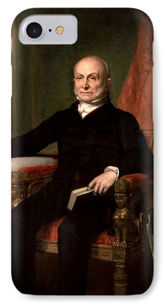 President John Quincy Adams  IPhone Case
