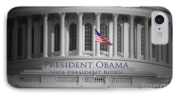 President Obama Inauguration IPhone Case
