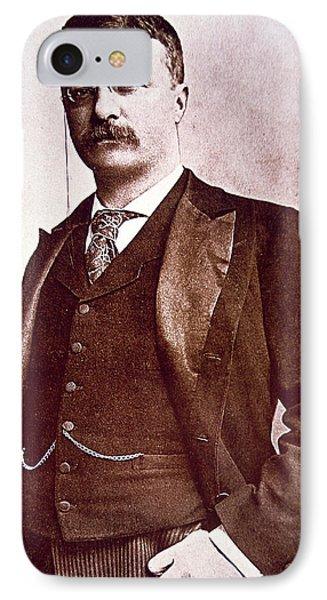 President Theodore Roosevelt IPhone Case