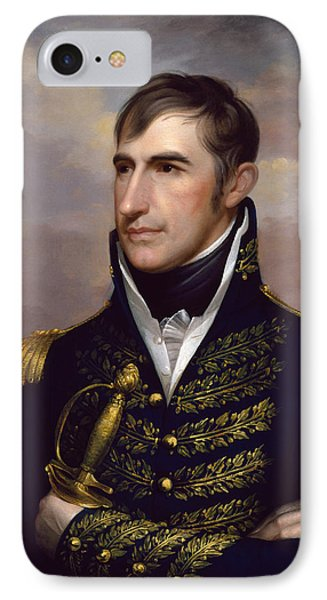 President William Henry Harrison Phone Case by War Is Hell Store