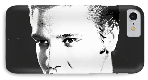 Presley Look IPhone Case by Gina Dsgn