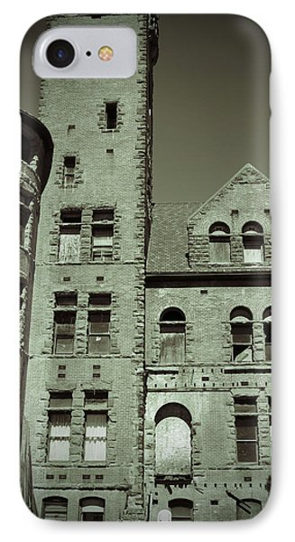Preston Castle Tower IPhone Case by Holly Blunkall