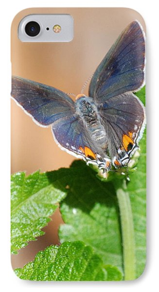 Pretty As A Flower IPhone Case by Kathy Gibbons