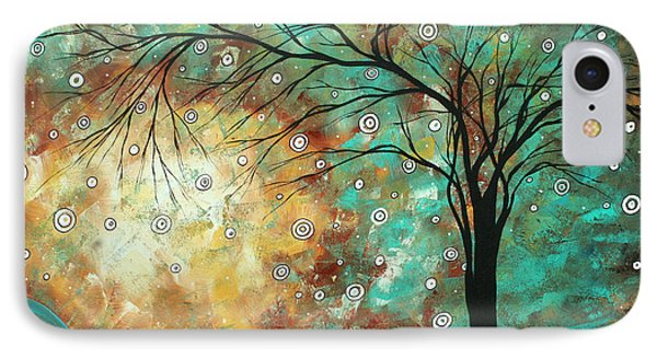 Pretty As A Picture By Madart Phone Case by Megan Duncanson