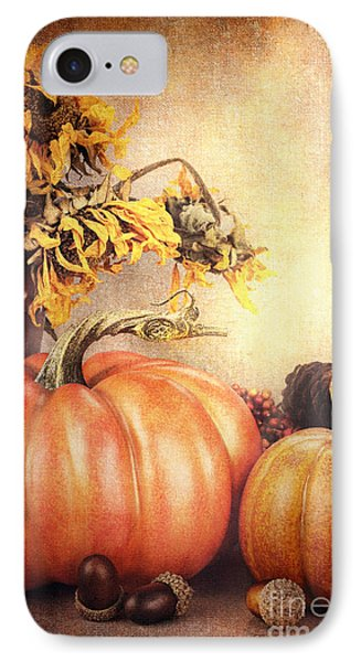 Pretty Autumn Display IPhone Case