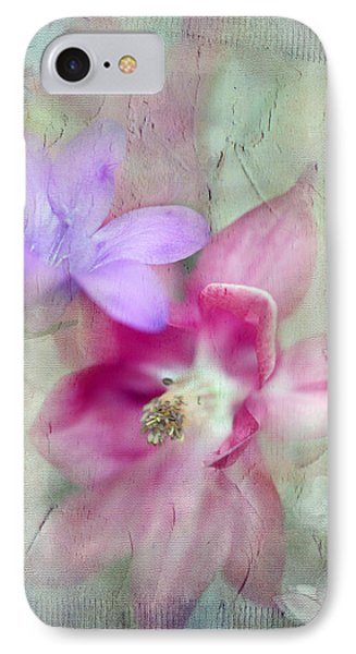 Pretty Flowers Phone Case by Annie Snel