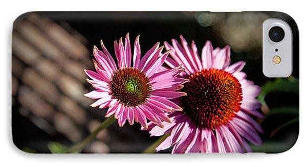 Pretty Flowers Phone Case by Joe Fernandez