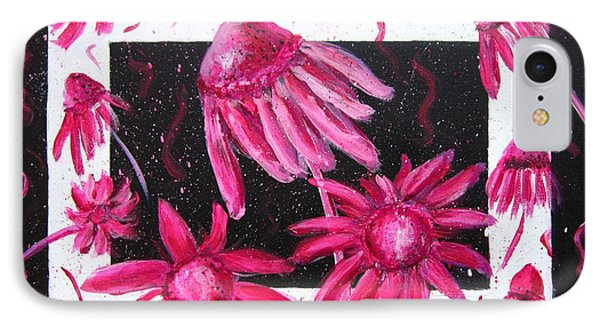 Pretty In Pink 2 IPhone Case