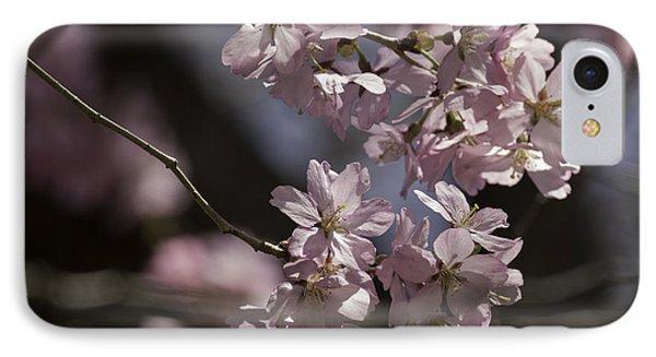 Pretty In Pink Blossom  Phone Case by Arlene Carmel