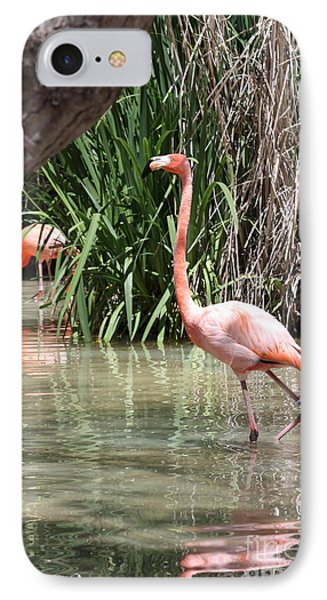 IPhone Case featuring the photograph Pretty In Pink by John Telfer