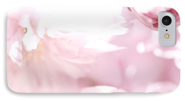 Pretty In Pink - The Sweet One IPhone Case by Lisa Parrish