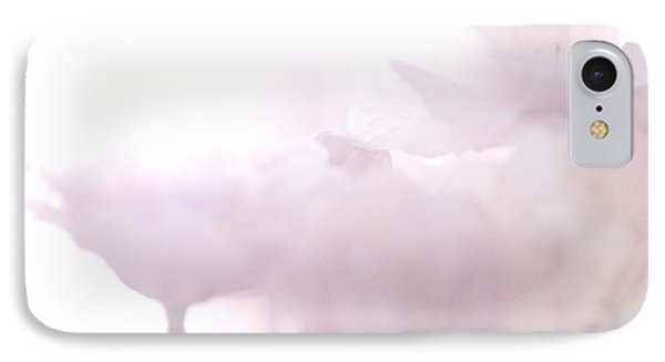 IPhone Case featuring the photograph Pretty In Pink - The Whisper by Lisa Parrish