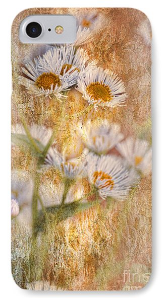 Pretty Little Weeds IIi Phone Case by Debbie Portwood