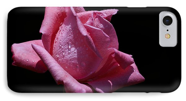 IPhone Case featuring the photograph Pretty Pink by Doug Norkum