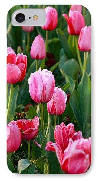 Pretty Pink Phone Case by Joan Bertucci