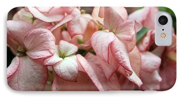 Pretty Pink Petals IPhone Case by Mary Haber
