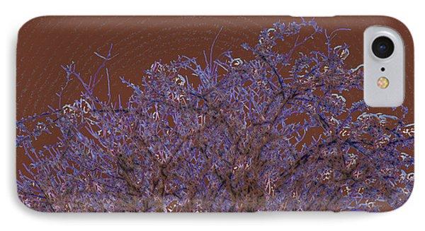 Pretty Tree Phone Case by Carol Lynch