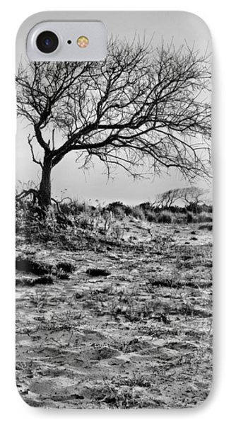 Prevailing Bw Phone Case by JC Findley