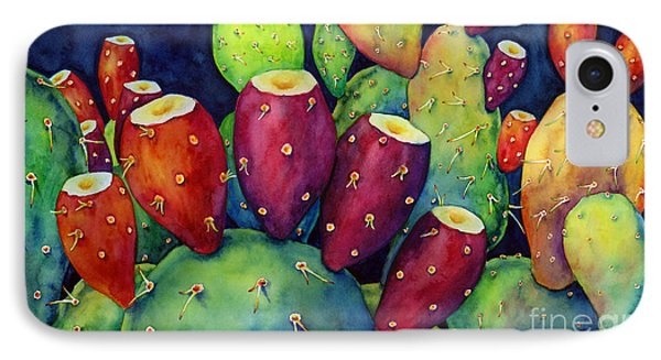 Prickly Pear IPhone Case by Hailey E Herrera