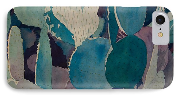 Prickly Pear IPhone Case by Terry Holliday