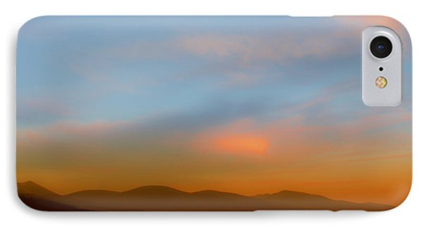 Priest Lake At Dusk Phone Case by David Patterson