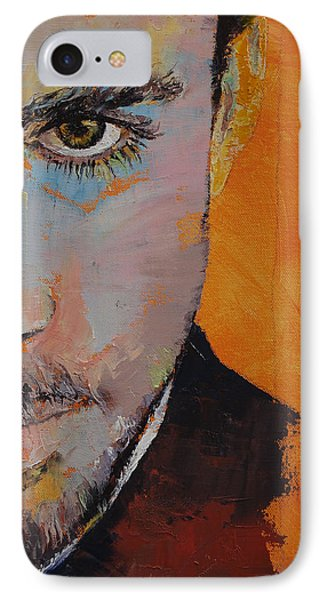 Priest Phone Case by Michael Creese