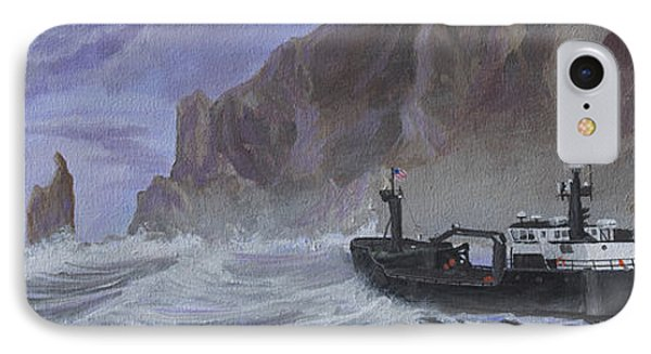 Priest Rock  IPhone Case by Jerry McElroy
