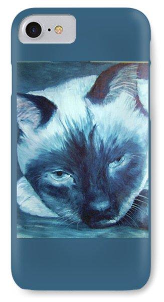 Prima Donna, Cat IPhone Case