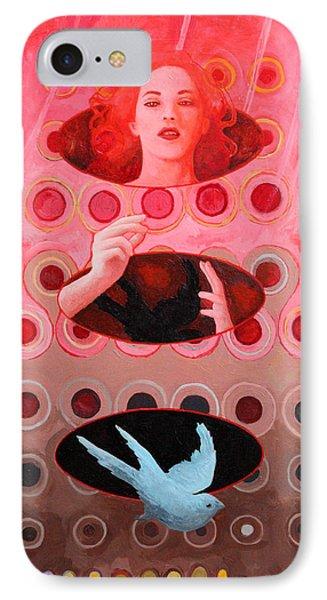 Prime IPhone Case by Sandra Cohen