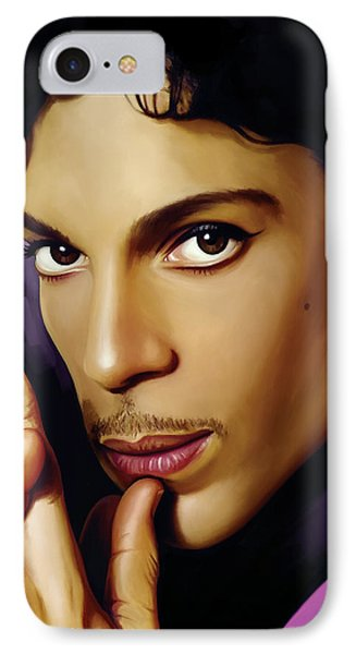 Prince Artwork IPhone 7 Case