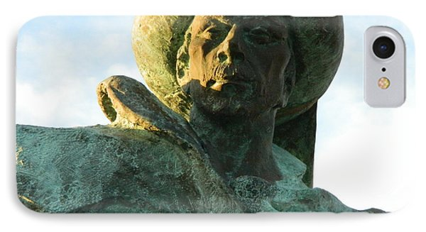 IPhone Case featuring the photograph Prince Henry The Navigator by Kathy Barney