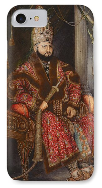 Prince Mirza Muhammad Salim IPhone Case by British Library