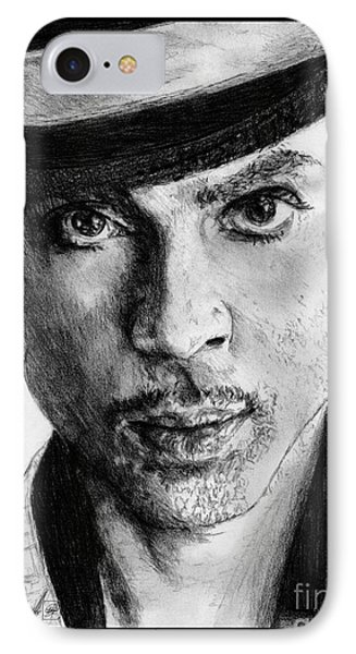 Prince Nelson In 2006 Phone Case by J McCombie