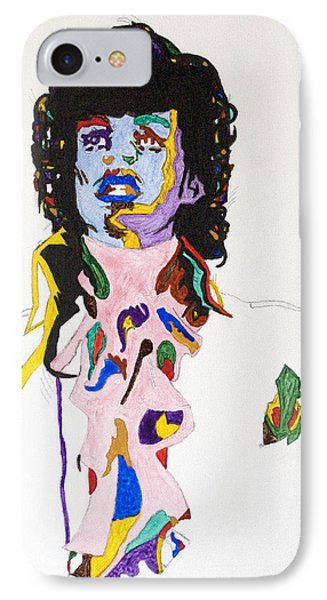 Prince Purple Reign IPhone Case by Stormm Bradshaw