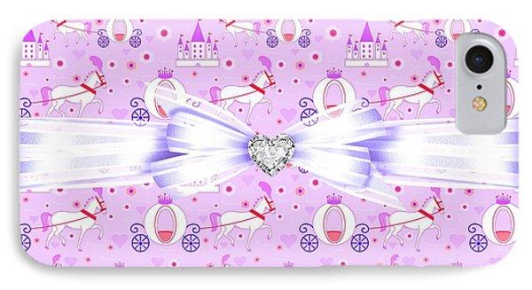 Princess Celebration Phone Case by Debra  Miller