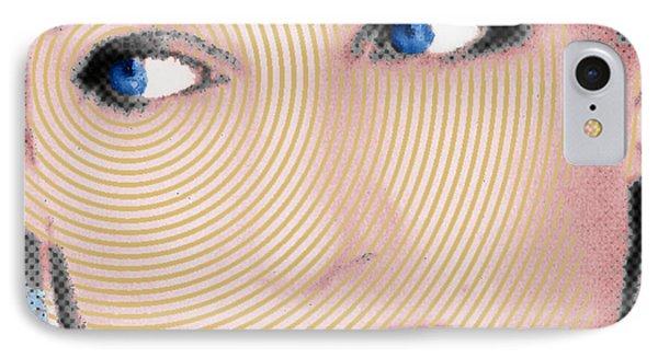 Princess Lady Diana Square IPhone Case by Tony Rubino