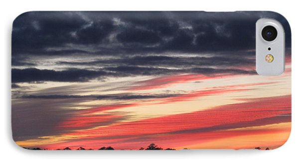 IPhone Case featuring the photograph Prism At Sunset by Joetta Beauford