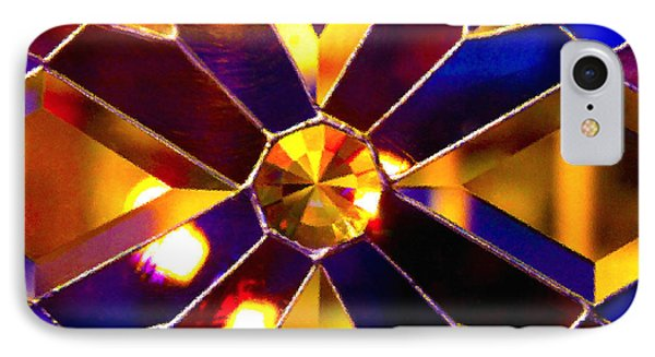 Prism Glass Spectrum Phone Case by Karon Melillo DeVega