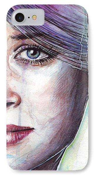 Prismatic Visions Phone Case by Olga Shvartsur