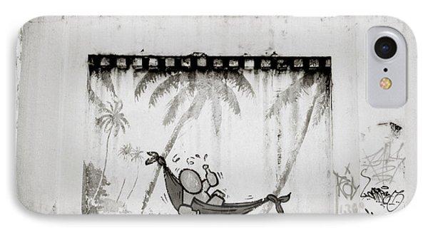 Prison Mural Phone Case by Shaun Higson