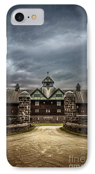 Private School IPhone Case by Edward Fielding