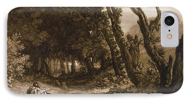 Procris And Cephalus IPhone Case by Joseph Mallord William Turner