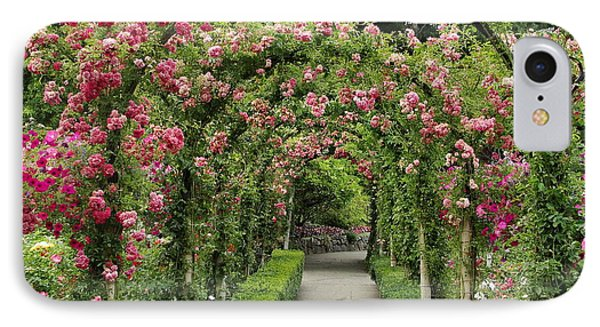 Rose Promenade   IPhone Case