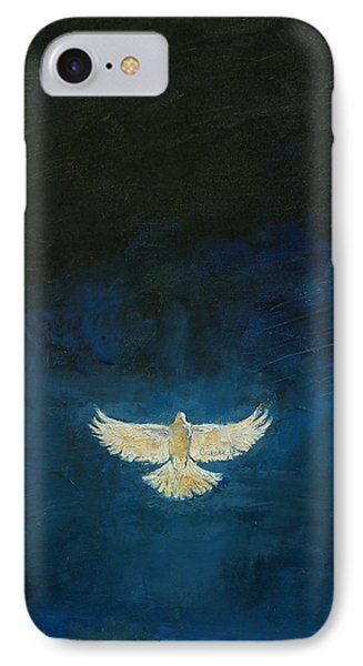 Dove iPhone 7 Case - Promised Land by Michael Creese