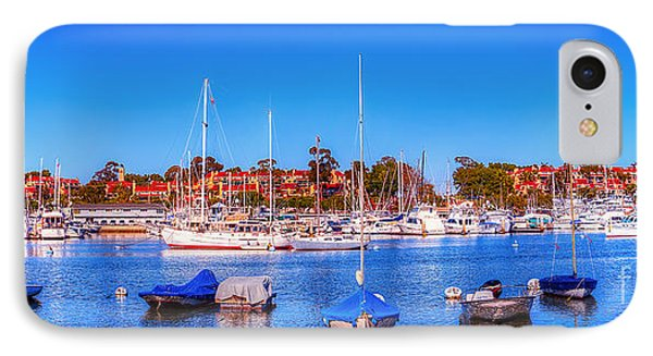 IPhone Case featuring the photograph Promontory Point - Newport Beach by Jim Carrell