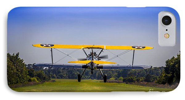 Prop Wash IPhone Case by Marvin Spates