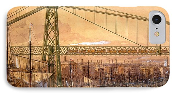 Proposed Railway Bridge IPhone Case