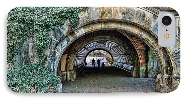 Prospect Park Passage - Brooklyn IPhone Case by Jeffrey Friedkin
