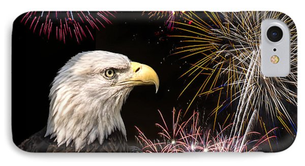 Proud And Free 6  IPhone Case by Penny Lisowski