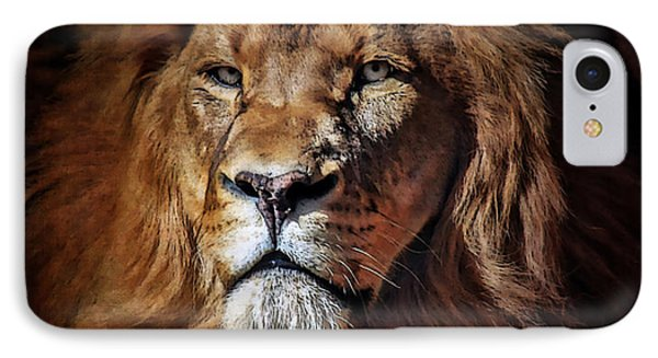 Proud N Powerful IPhone Case by Elaine Malott